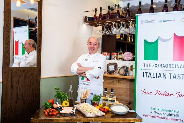 """Veneto protagonista de la última cita de las """"Semanas Gastronómicas Regionales"""""""